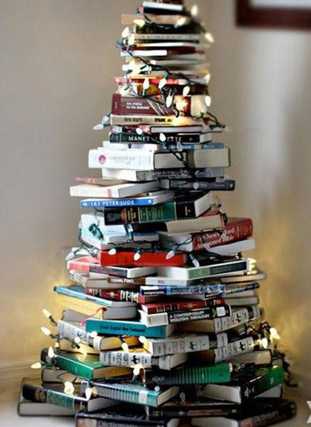 Árvore de Natal (Foto: Pinterest/Reprodução)