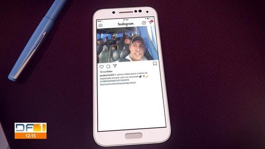 Ministério Público pede que PM investigue conduta de policial nas redes sociais