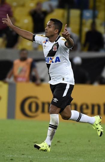 Flamengo x Vasco - Gol Jorge Henrique (Foto: André Durão)