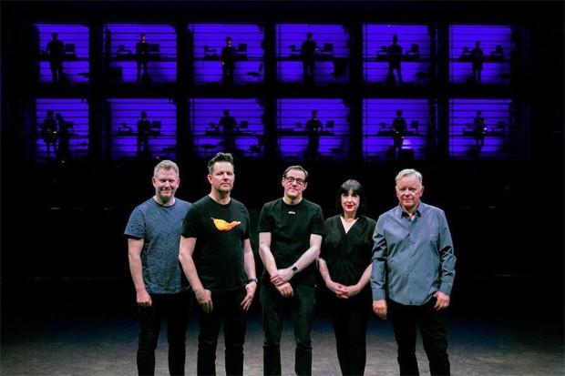 New Order (Foto: Reprodução/Instagram)