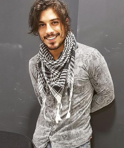 Douglas Sampaio (Foto: Reprodução Instagram)