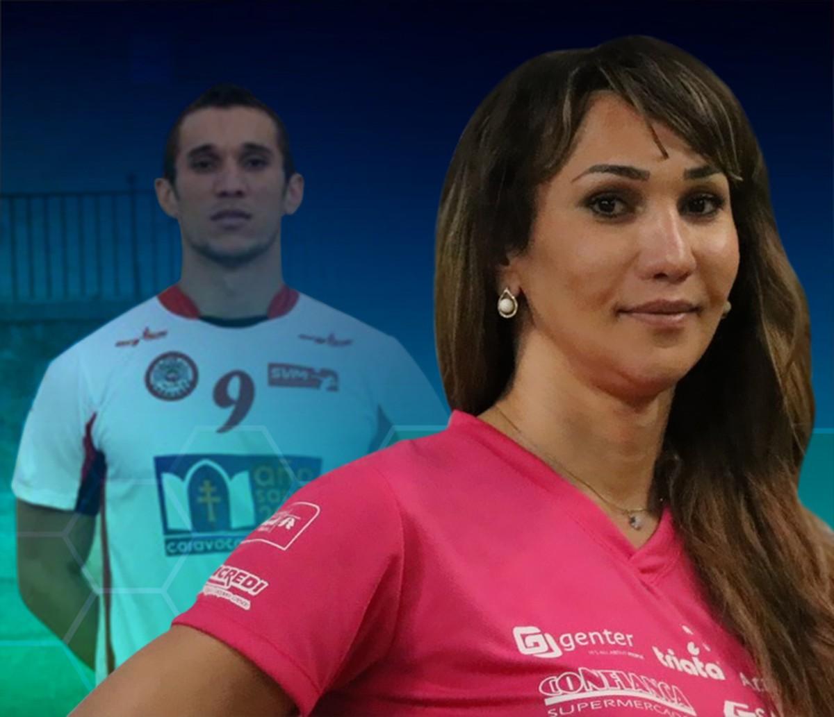Primeira trans da Superliga sonha com seleção e diz que mãe confunde seu  nome  9b700a2d7dfcf