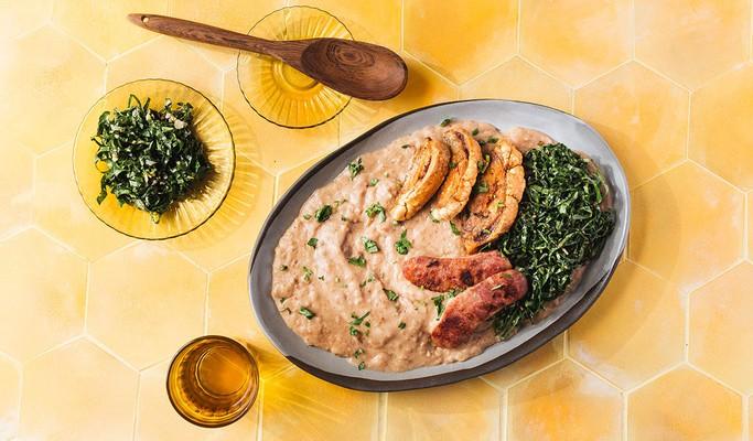 Tutu de feijão: aprenda a preparar o prato tipicamente brasileiro