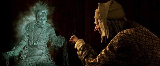 Os fantasmas de Scrooge (2009) (Foto: Reprodução)