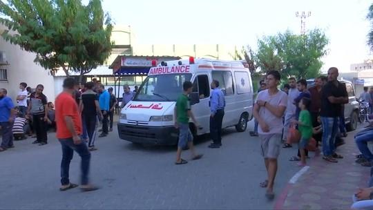 Israel mata pelo menos três palestinos na Faixa de Gaza