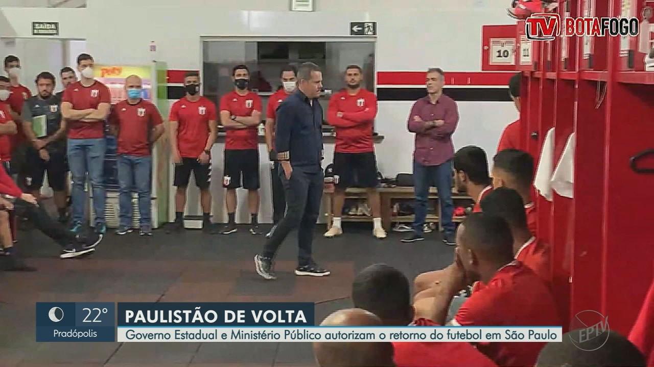 Botafogo-SP e Santos se enfrentam neste sábado (10) na Vila Belmiro