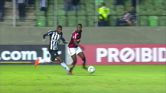 Atlético-MG x Flamengo - Campeonato Brasileiro 2018 - globoesporte.com