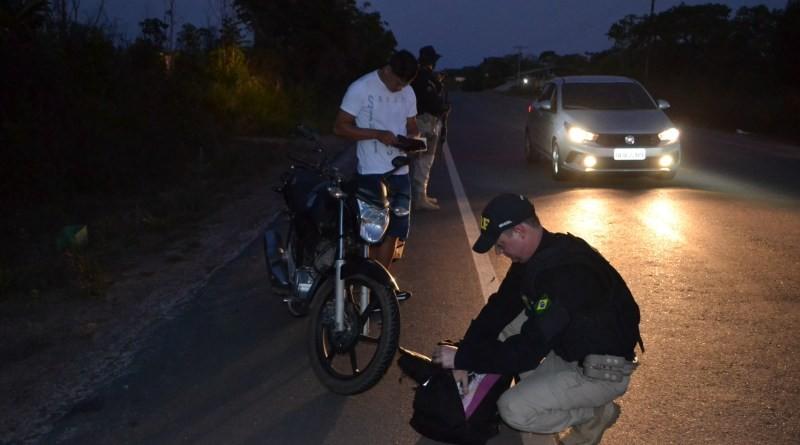 Seis motoristas são detidos por uso de álcool na operação 'Festival do Abacaxi' da PRF no Amapá - Notícias - Plantão Diário