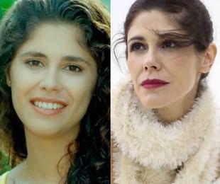 Juliana Martins interpretou Isabella, a protagonista da história. Na TV, o trabalho mais recente da atriz foi uma participação no seriado 'Detetives do prédio azul', no ano passado | TV Globo - Reprodução/Instagram
