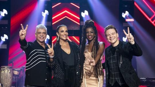 Times completos no 'The Voice Brasil'!  Veja o que rolou no último dia de Audições