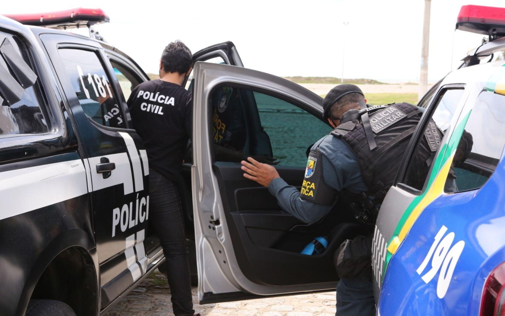 Suspeito de tentativa de estupro é preso em Neópolis