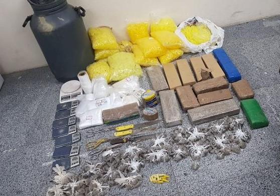PM apreende 13 kg de maconha em Campos, no RJ - Notícias - Plantão Diário
