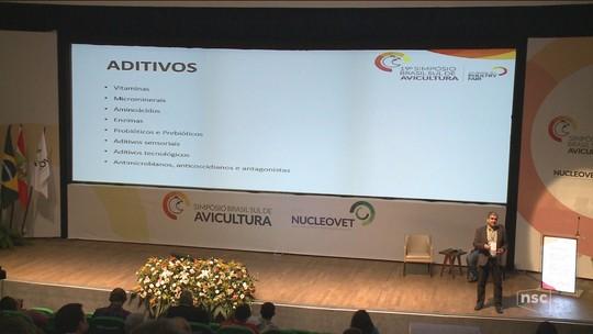 Evento em Chapecó discute soluções mais saudáveis para a produção de alimentos