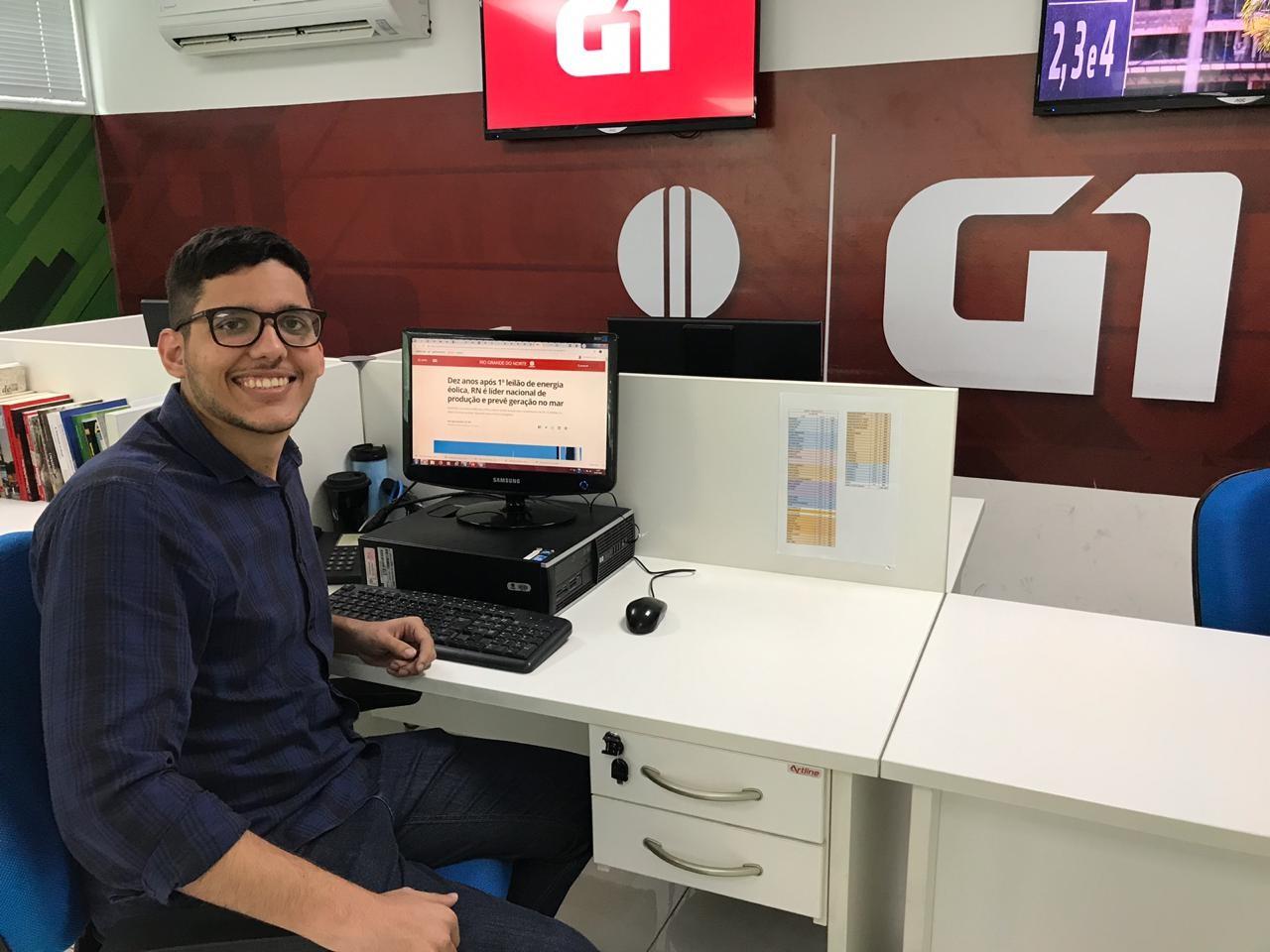 G1 RN vence prêmio regional de jornalismo do Banco do Nordeste