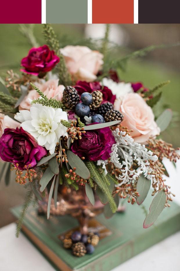 12 paletas de cores para casamento (Foto: Reprodução/Divulgação)
