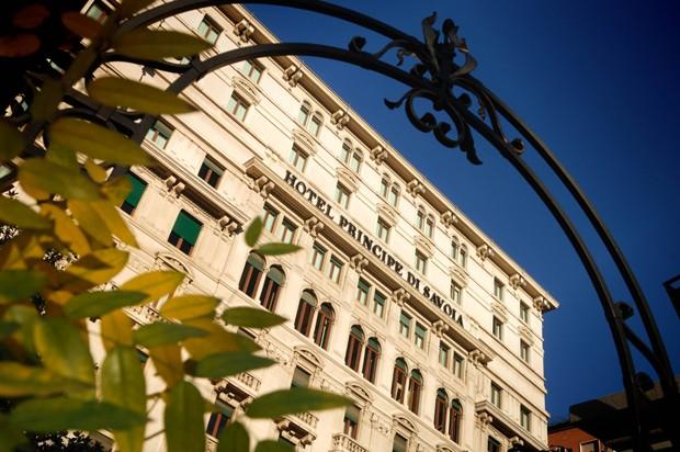 Hotel Principe di Savoia (Foto: Divulgação)