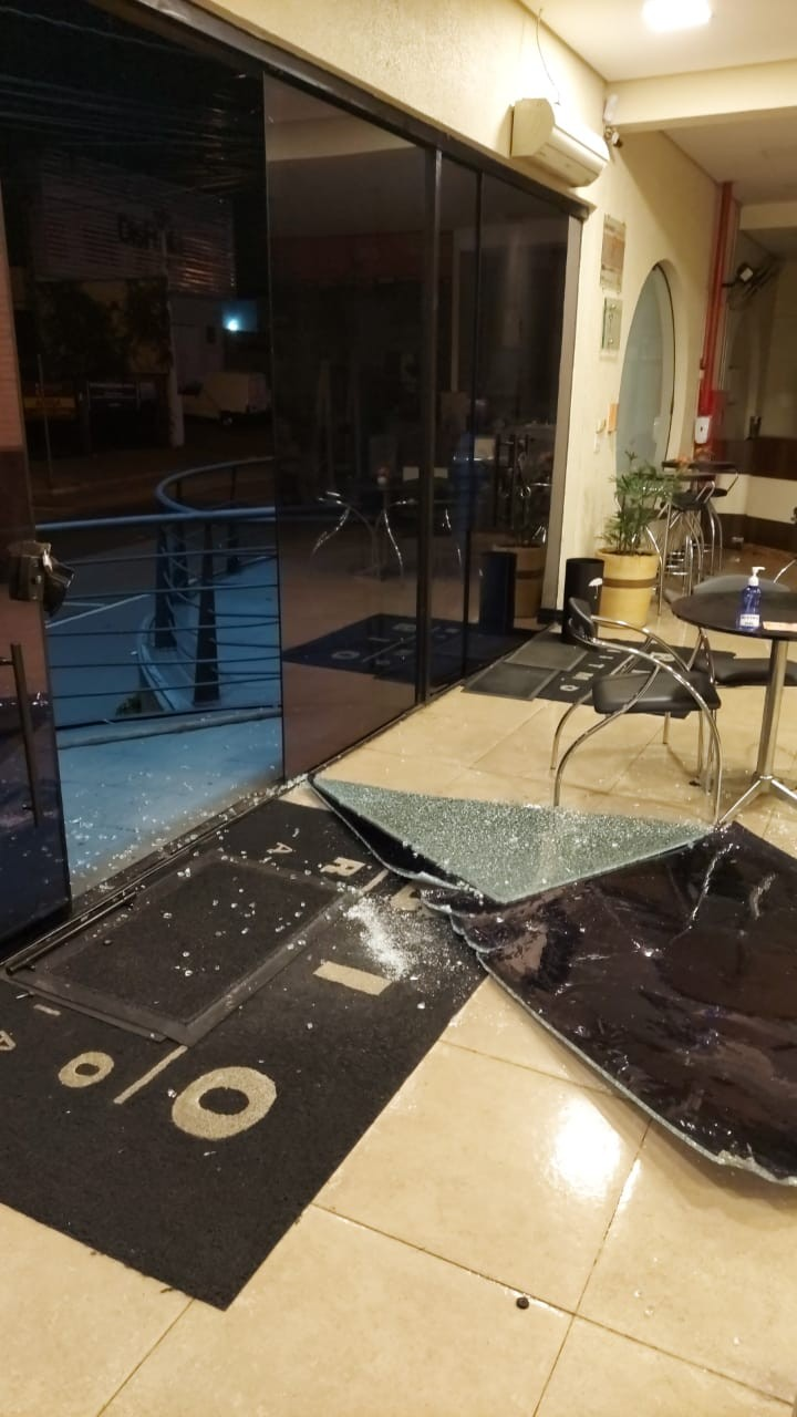 Polícia prende suspeito de tentar furtar academia em Limeira
