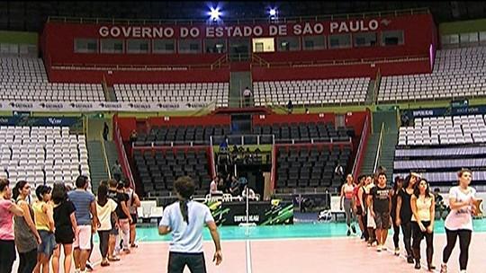 Osasco e Rio de Janeiro decidem a Superliga Feminina de Vôlei em São Paulo