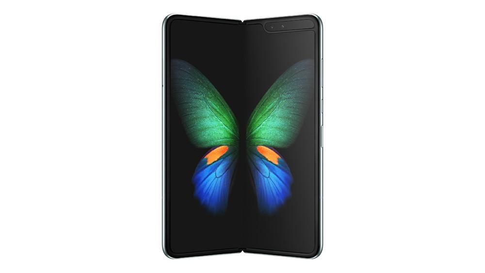 Samsung Galaxy Fold, o primeiro celular dobrável da marca (Foto: Divulgação)