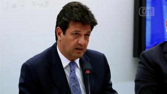 Cada centavo economizado na Saúde irá para assistência da população, diz novo ministro