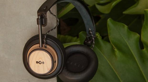 O Exodus é o novo headphone sem fio da House of Marley. (Foto: Divulgação)