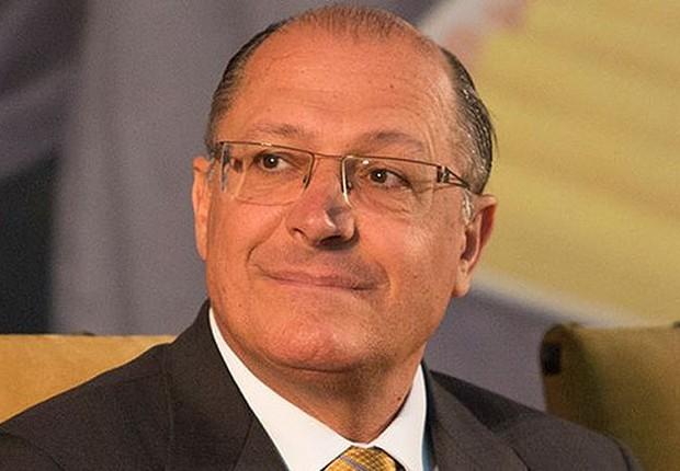O governador de São Paulo, Geraldo Alckmin (PSDB) (Foto: Divulgação)