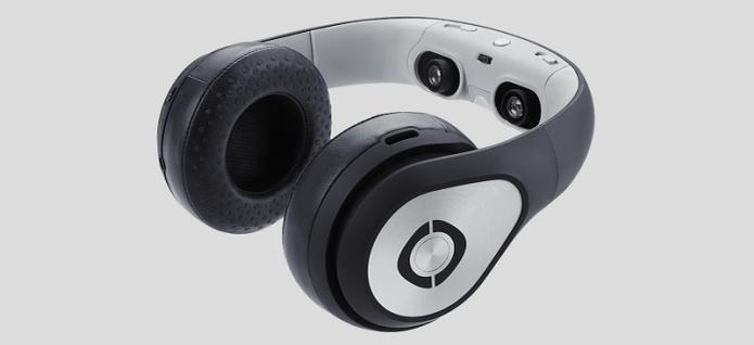 Glyph, headset que projeta imagem 3D (Foto: Divulgação/Avangant) (Foto: Divulgação/Avangant)