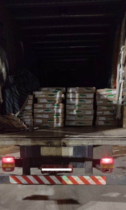 Homem é preso após furtar carga de móveis avaliada em R$ 400 mil no ES