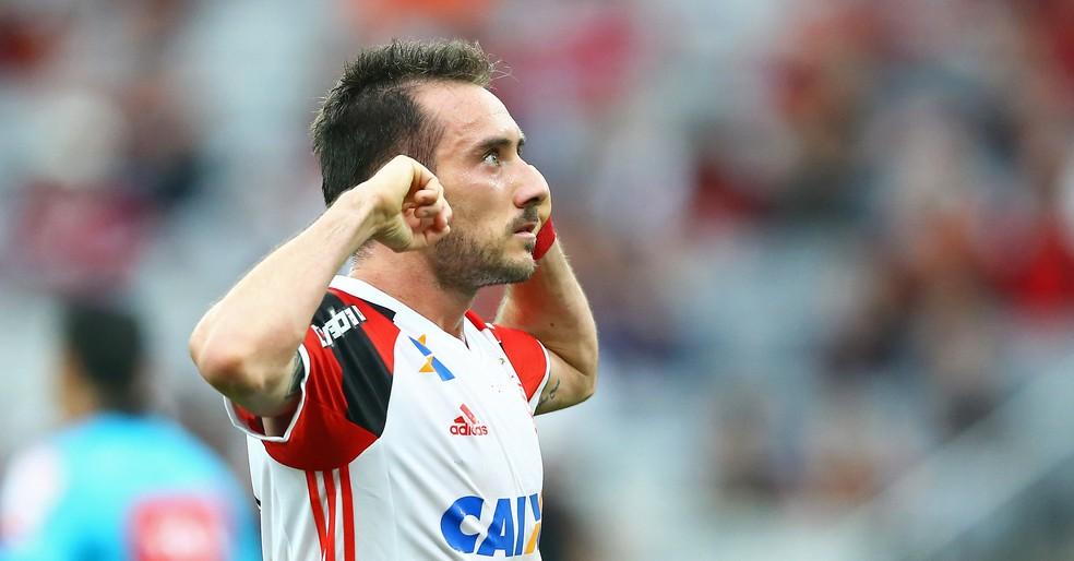 Mancuello é o novo reforço do Cruzeiro (Foto: Agência Estado)