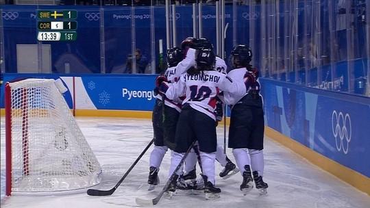 Saldo de -26 gols e recado ao mundo: Coreia unificada sai aplaudida dos Jogos