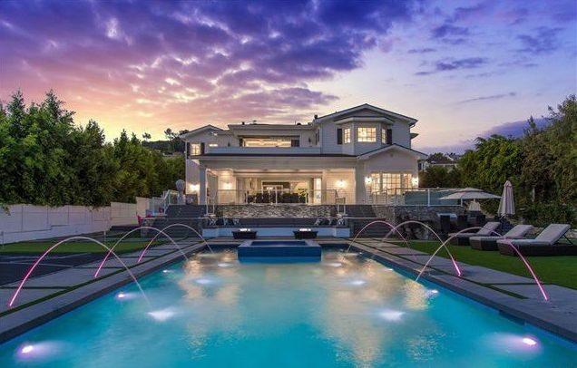Astro da NBA Paul George paga R$ 67 milhões por mansão de 3 andares (Foto: Divulgação)