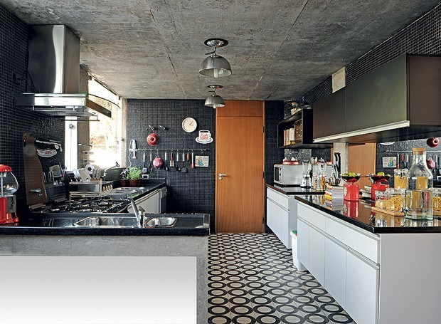 decoração-de-cozinha (Foto: Marcelo Magnani/Editora Globo)