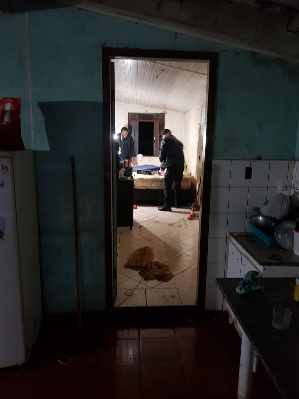Operação 'Dasos' foi deflagrada nesta sexta-feira (31) na Região de Curitiba e em Cascavel — Foto: Polícia Civil/Divulgação