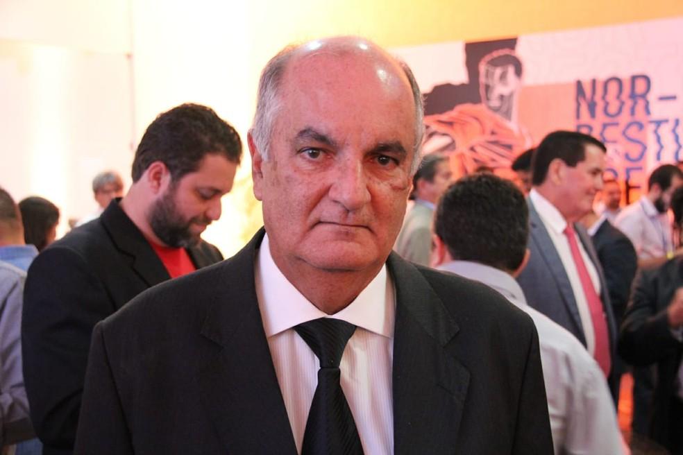 Alex Portela, presidente da Liga do Nordeste — Foto: Denison Roma - GloboEsporte.com