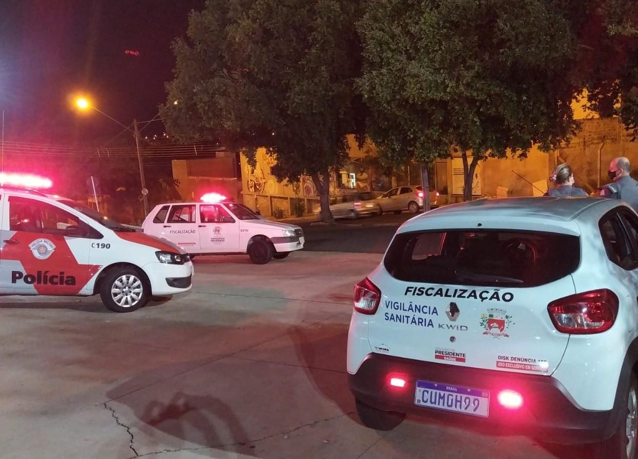 Após pedido do Ministério Público, Prefeitura anuncia que vai intensificar fiscalização em bares, lanchonetes e restaurantes