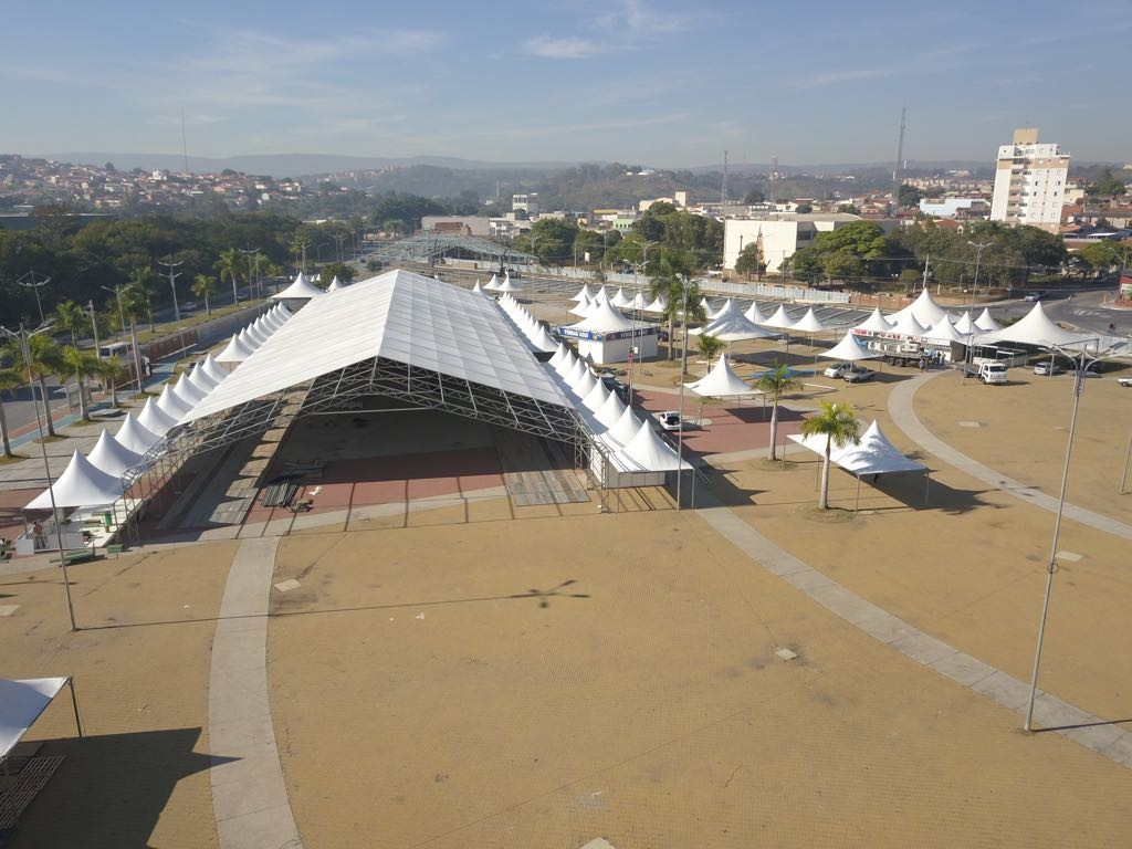Confira a programação do 'palco extra' da Festa Junina de Votorantim