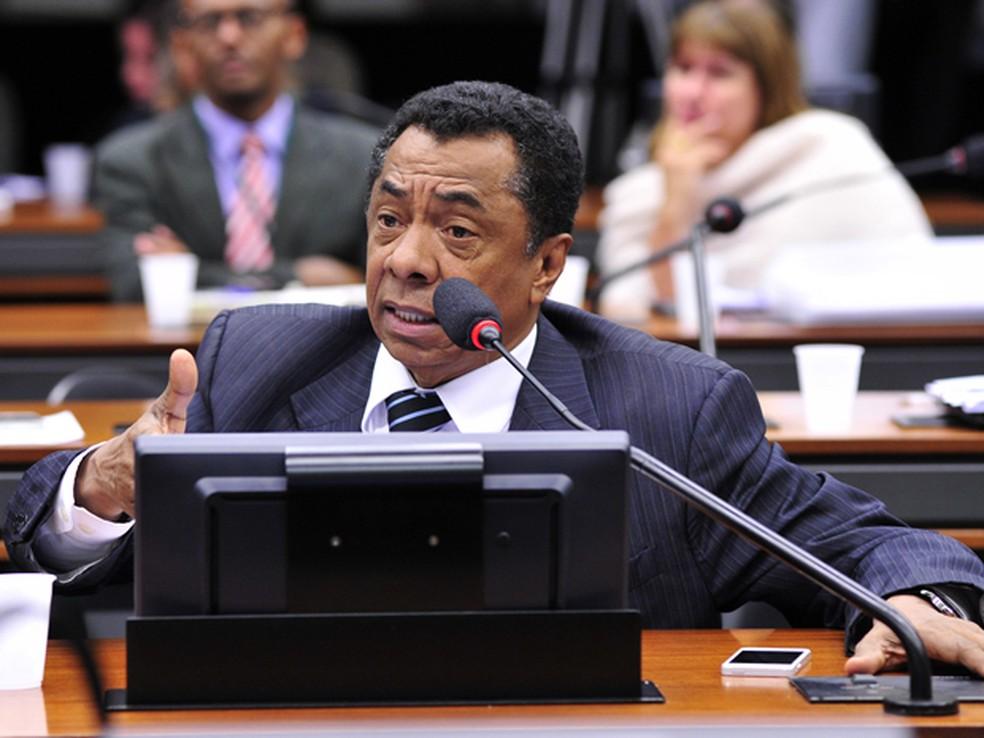 Deputado Damião Feliciano (PDT) segue na Câmara Federal — Foto: Gabriela Korossy/Câmara dos Deputados