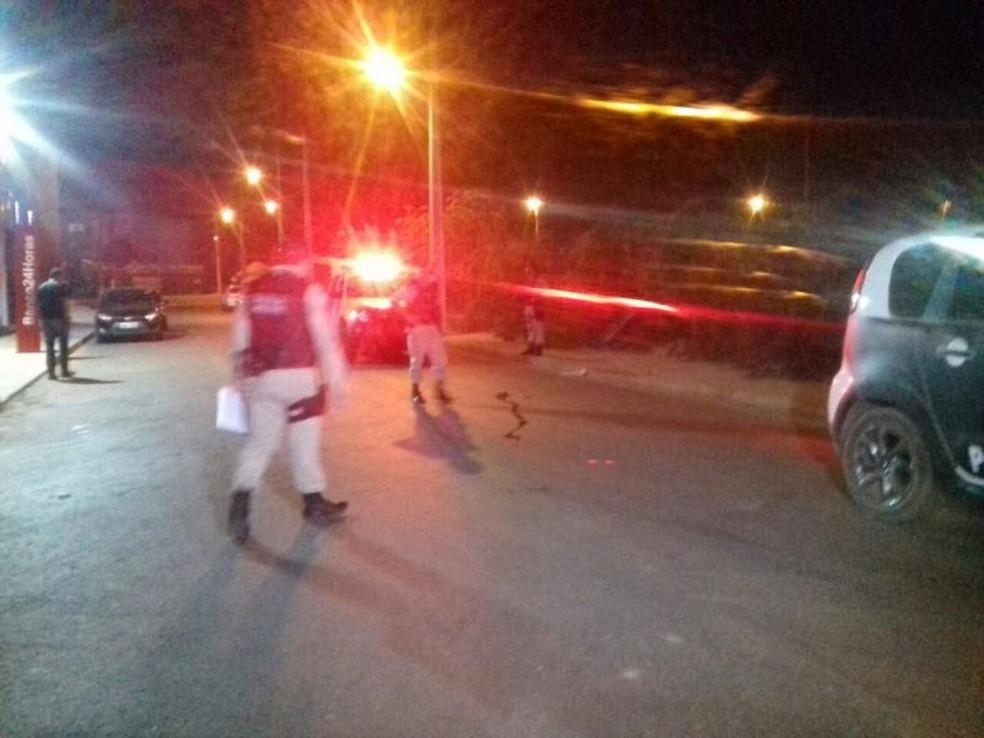 Segurança foi baleado em Araguaína (Foto: Élder Silva/Af Notícias)