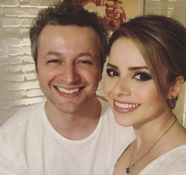 Lucas Lima e Sandy (Foto: Reprodução/Instagram)