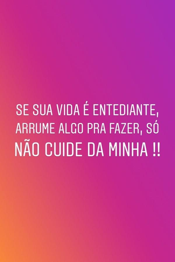 Para quem será a direta de Neymar Jr.? (Foto: reprodução/Instagram)