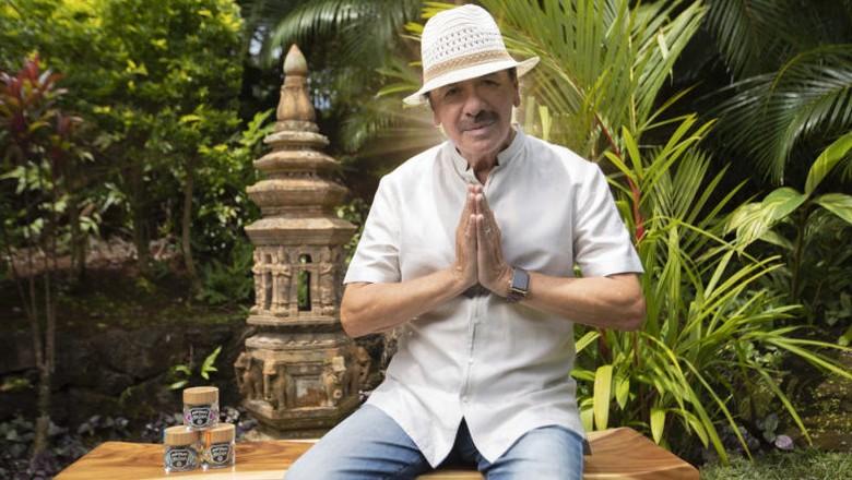 Carlos Santana, artista (Foto: Divulgação)
