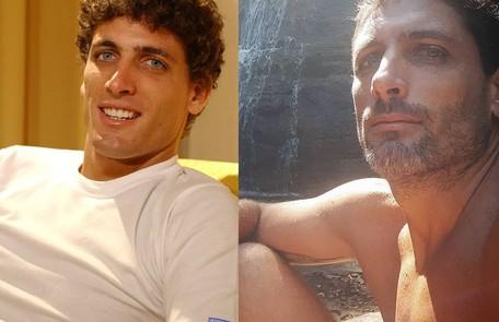 """Giulliano Ciarelli, do """"BBB"""" 5, recebeu 87% dos votos. Ele trabalhou como goleiro de futebol de areia até 2014 e depois se aposentou Reprodução"""