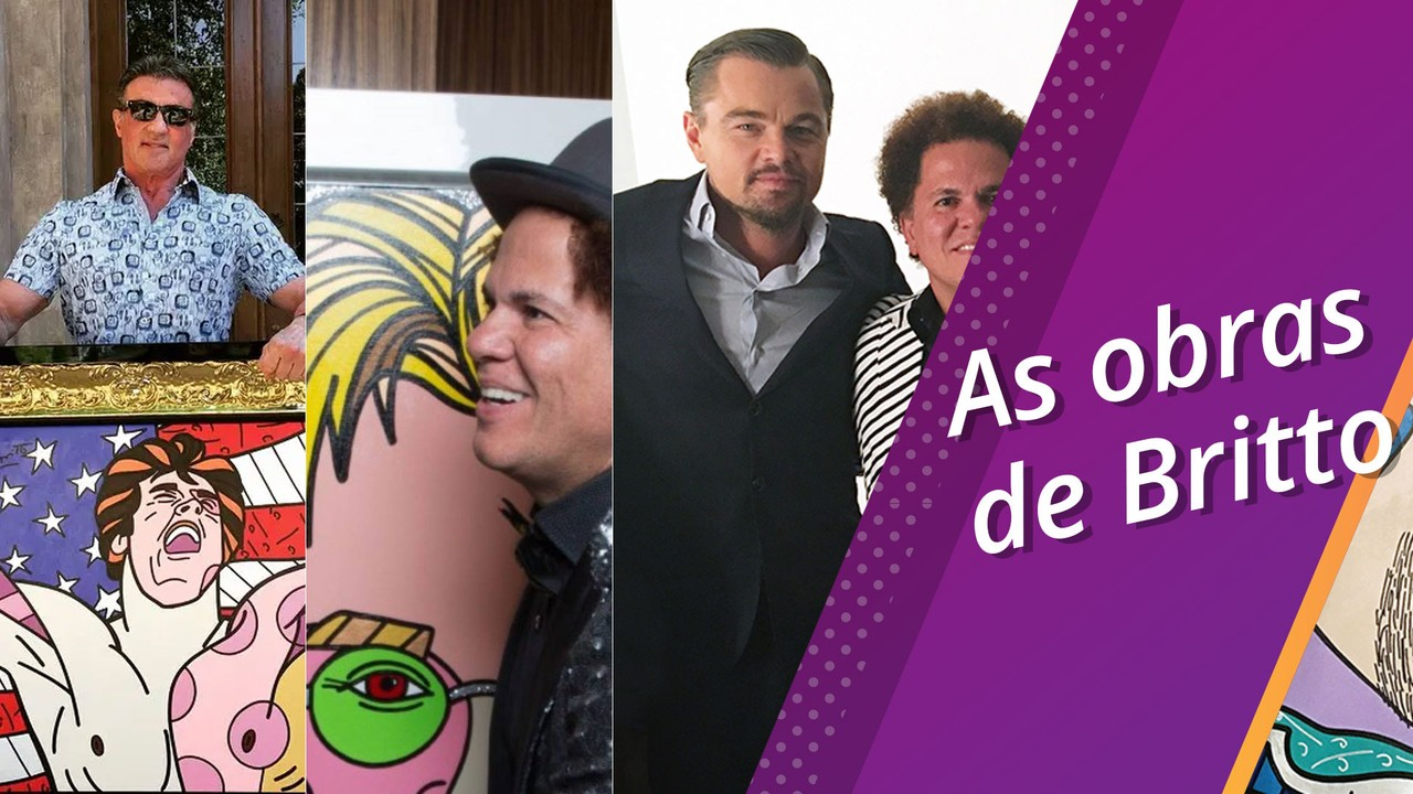 Semana Pop #100: Relembre as obras mais comentadas de Romero Britto
