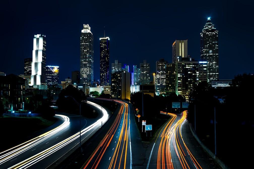 Atlanta aparece como um dos epicentros difusores das novas expressões do inglês americano (Foto: 1209/Pixabay/CC0 Creative Commons)