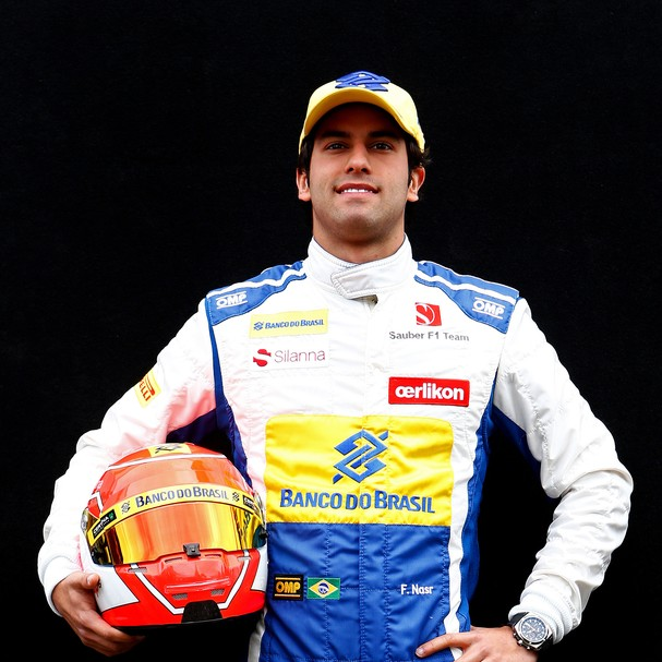 Felipe Nasr (Foto: Getty Images)