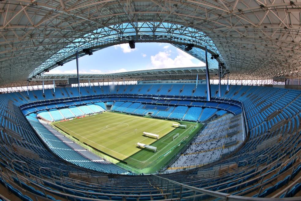 Arena do Grêmio — Foto: Wesley Santos / Agência PressDigital