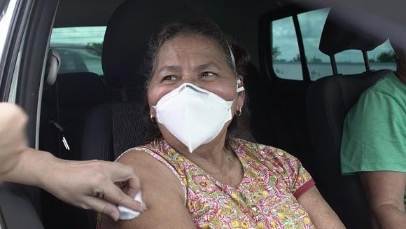 Campina Grande faz Dia D da vacinação contra gripe para taxistas e mototaxistas nesta terça-feira