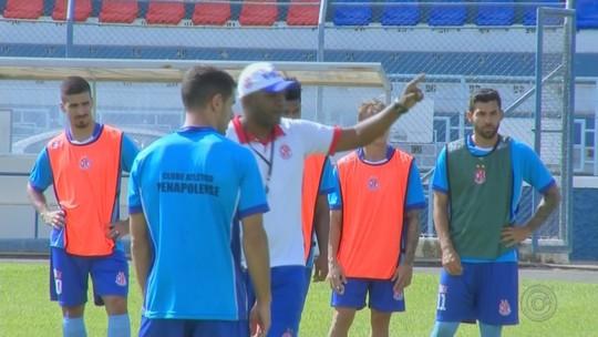 Penapolense inicia os trabalhos para a Série A2 do Campeonato Paulista