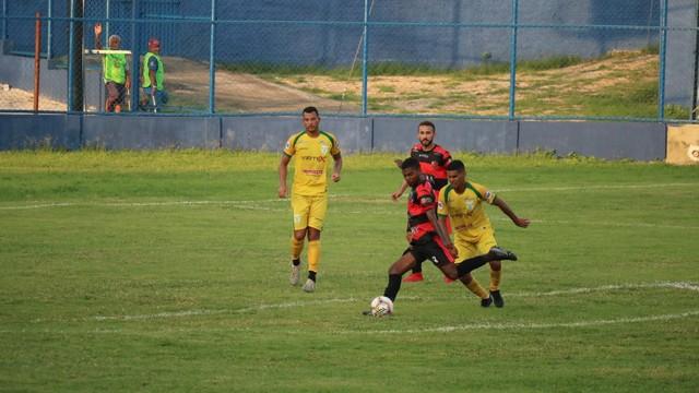 Flamengo-PI x Picos