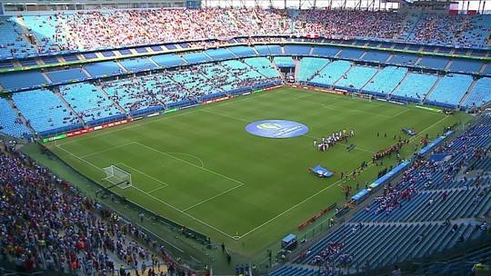 Copa América: Jornalistas citam crise econômica do continente e questionam preço dos ingressos